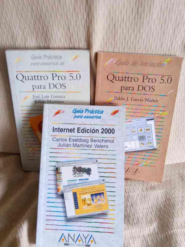 Libros de Internet 2000 t Quatro Pro