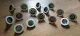 15 focos LED de expositor