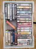 Películas VHS en Inglés y en Español