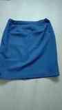 Falda azul. Talla 56