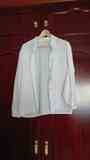 Camisa blanca manga larga Talla 50(marirf)