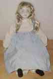 regalo muñeca de porcelana