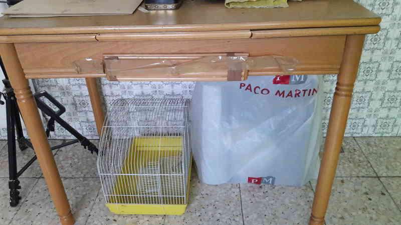 regalo - Mesa de cocina y 2 sillas - Madrid, Comunidad de Madrid ...