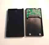 Carcasa SSD M-SATA a USB 3.0 con su cable