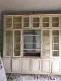 estanteria blanca con puertas ultimos días