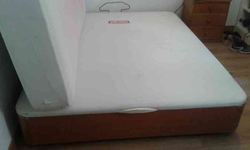 regalo   Regalamos somier canapé de 1,90 x 1,50   Madrid, Madrid