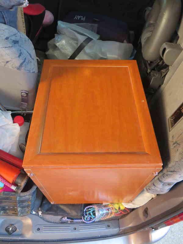 Regalo mueble auxiliar bajo peque o mostoles madrid for Mueble auxiliar pequeno