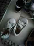 Zapatillas de velcro talla 22