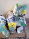 Regalo bolsas de cemento