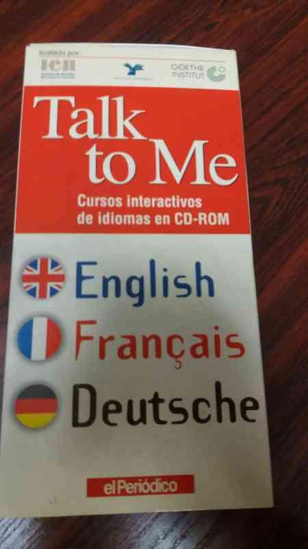 CD idiomas