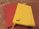 Cuadernos con goma