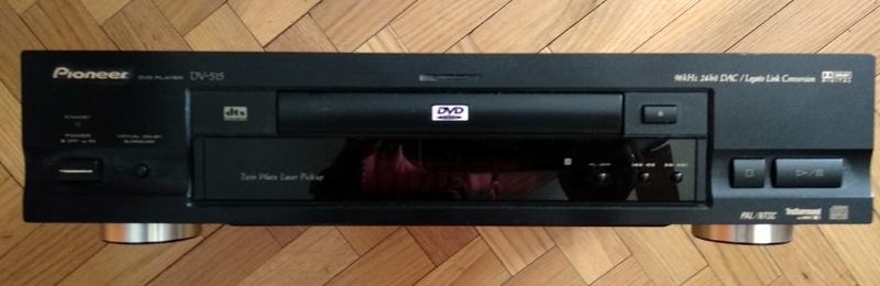 DVD Pioneer (Jose2800)
