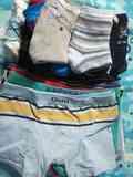 Calzoncillos y calcetines 8 años