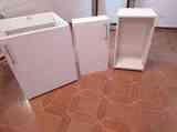 Muebles de cocina sueltos.