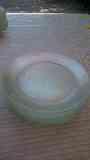 Plats de vidre Duralex / Platos de vidrio