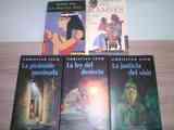 Regalo 5 Libros. Christian Jacq. Reservado amenaluna