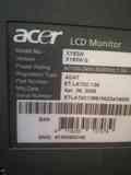 Monitor de pc Acer moderno