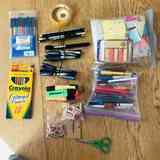 Lápices y cosas de papelería