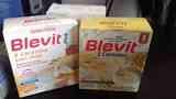 Cajas de cereal para bebé
