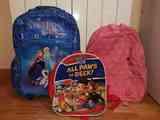 Regalo mochilas escolares
