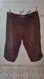 Pantalon corto vaquero chico. Talla 46