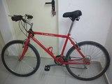 Regalo bicicleta funcionando