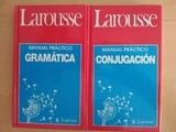 Libros de gramática y conjugación