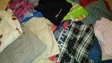 Dono lote de ropa