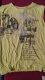 Camiseta de verano talla 10 años