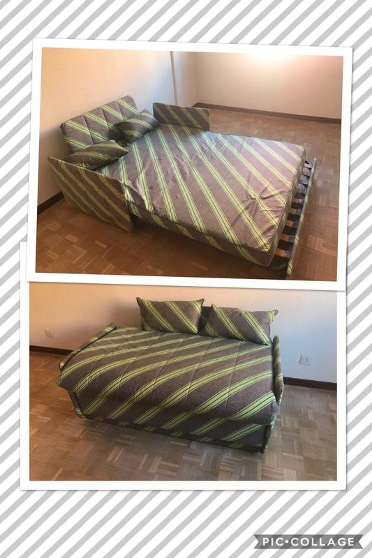 Regalo regalo sof cama madrid madrid espa a - Sofa cama en madrid ...