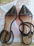 Zapatos planos n39 (butzy)