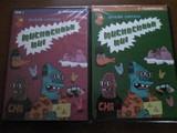 Regalo 2 DVDs. Muchachada Nui. Entregado a Bandidohomero