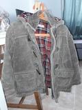 Regalo abrigo de pana unisex talla 6