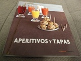 """Libro """"Aperitivos y tapas"""""""