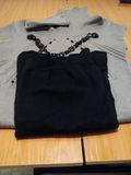 Dos jerseys chica talla L