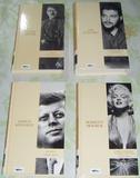 Set Nº 2 de Libros Biográficos.