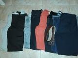 Regalos pantalones de marca talla 34mujer + cinturon marrón cuero