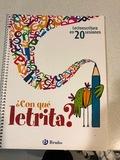 Libro de actividades de lengua