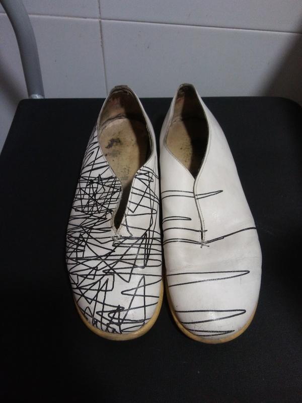 Zapatos de piel n.37