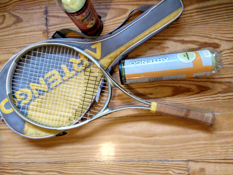 Raqueta de tenis niño Artengo 740J