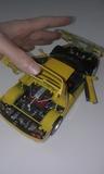 Réplica ferrari metálico juguete o colección