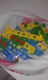 Piezas de juguete de construcción