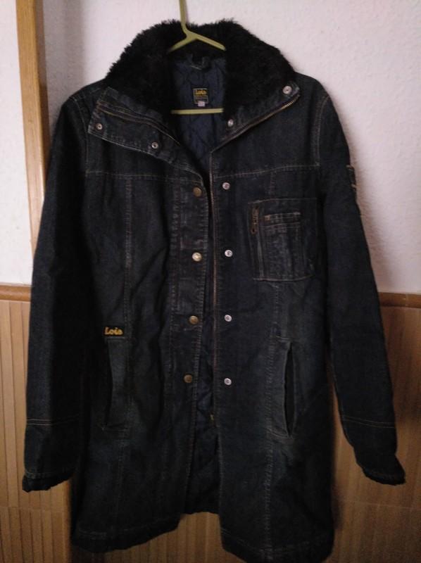 Abrigo talla M/L