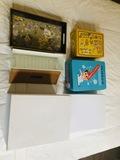 Varias cajas