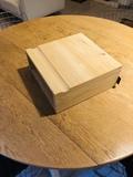 Soporte de madera