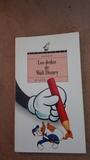 """Libro """"los dedos de walt disney""""(borf)"""