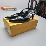 zapatos negros charol