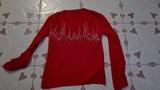 Jersey rojo Talla XL(Nelida)