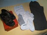 Zapatos y cosas de chico