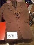 Abrigo y ropa de mujer
